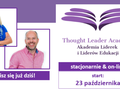 THOUGHT LEADER ACADEMY
